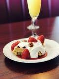 śniadanio-lunch fotografia stock