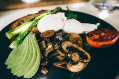 śniadanio-lunch obrazy stock