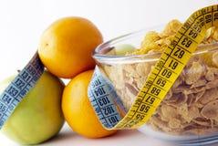 śniadaniowa dieta obrazy stock