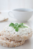 śniadaniowa serowa chałupa Obraz Royalty Free