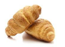 śniadaniowy croissant Zdjęcie Stock