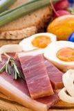 śniadaniowy Easter zdjęcie stock