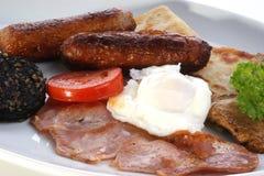 śniadaniowy irlandzki tradycyjny zdjęcia royalty free