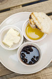 Śniadaniowy jedzenie Fotografia Royalty Free