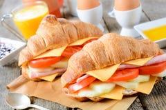 Śniadaniowy ustawianie zdjęcia royalty free