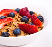 śniadaniowy zboże zdjęcie stock