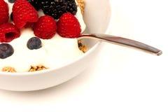 śniadaniowy zdrowy Zdjęcia Stock