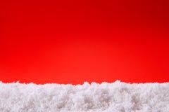 śnieżną wakacje zima karciani tło boże narodzenia Zdjęcia Stock