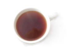 śnieżna herbata zdjęcia stock