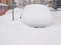Śnieżna klęska Zdjęcie Stock