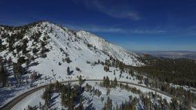 Śnieżna przejażdżka Obraz Royalty Free