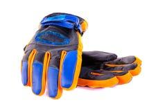 Śnieżna rękawiczka Obrazy Royalty Free