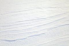 Śnieżna skorupa Zdjęcie Royalty Free