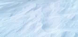 Śnieżna tło tekstura Obraz Stock