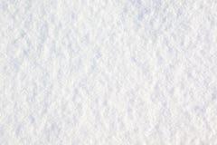 śnieżna tekstura Obrazy Stock