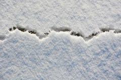 śnieżna tekstura zdjęcia royalty free