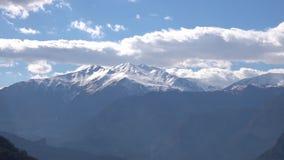Śnieżne góry w Turcja zbiory