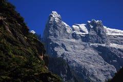 Śnieżne Yulong góry Obrazy Royalty Free