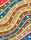 śnieżni lampasy Obrazy Stock