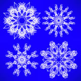 Śnieżni płatki Obraz Stock