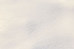 Śnieżny biały tło Obrazy Stock