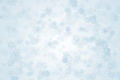 Śnieżny dzień royalty ilustracja