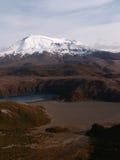 Śnieżny Halny jezioro Zdjęcie Royalty Free