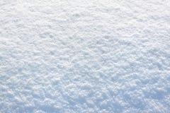 Śnieżny tło Zdjęcia Royalty Free