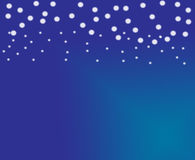 śnieżny xmas Obrazy Royalty Free