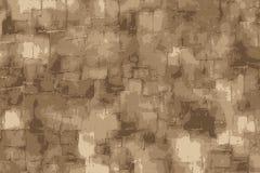 Śniedzi miedziana tekstura z nitującym plakiety tłem ilustracja wektor