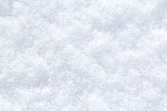 2 śnieg Obraz Stock
