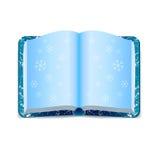 Śnieg książka Obraz Stock