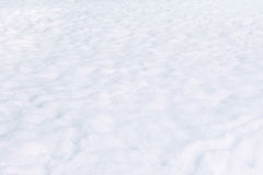 Śnieg powierzchnia Obrazy Royalty Free