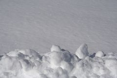śnieg tło Fotografia Stock