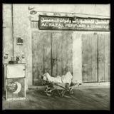 śpiący Doha Obraz Royalty Free