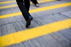 śpieszący tempo Zdjęcie Stock
