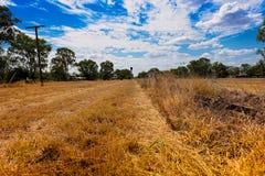Śródlądowy Queensland Australia Zdjęcie Stock