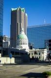 Śródmieścia St Louis, Mo Zdjęcia Royalty Free