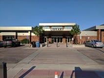 Śródmieście Gałęziasty Sioux Spada biblioteka Zdjęcia Royalty Free