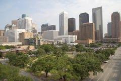 Śródmieście Houston zdjęcie stock