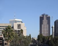 Śródmieście Tucson, AZ Obraz Stock