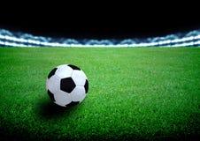 śródpolna projekt piłka nożna ty Zdjęcie Royalty Free