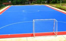 śródpolny futsal zdjęcie stock