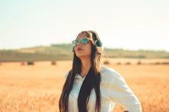 Śródziemnomorscy klimaty muzyka i słońce zdjęcia royalty free