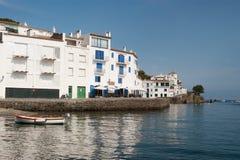 Śródziemnomorska typowa architektura obraz royalty free