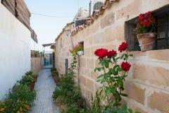 Śródziemnomorski kąt Zdjęcie Royalty Free