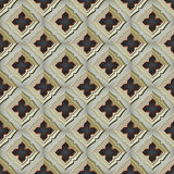 średniowieczna bezszwowa ściana Zdjęcia Royalty Free