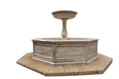 Średniowieczna fontanna Zdjęcia Stock