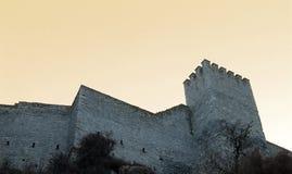 średniowieczna grodowa zdjęcie Zdjęcia Royalty Free
