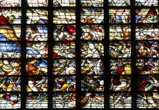 Średniowieczna krucjaty bitwa Fotografia Stock
